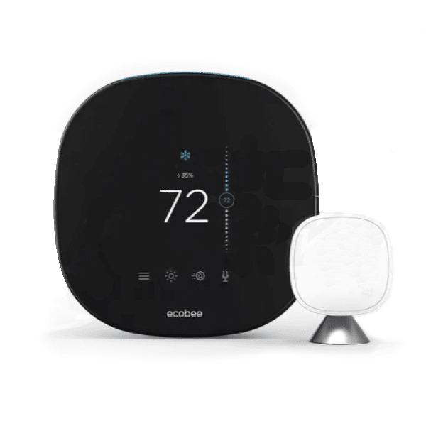 EB-STATE5P-01 Ecobee 7 Day Programable Thermostat With Sensor 4H/2C or 2H/2C